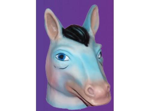 Cabezudo infantil caballo