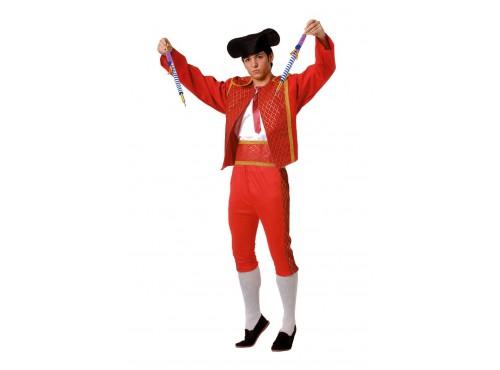 Disfraz de torero banderillero