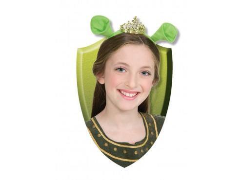 Tiara de Fiona con orejas Shrek Tercero