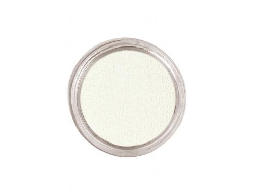 Maquillaje al agua color blanco