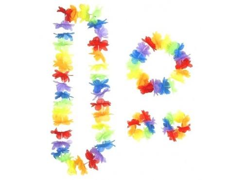 Set Hawaiano arco iris