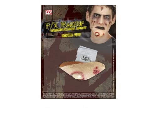 Mentón zombie