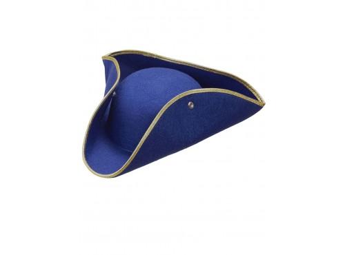 Tricornio azul