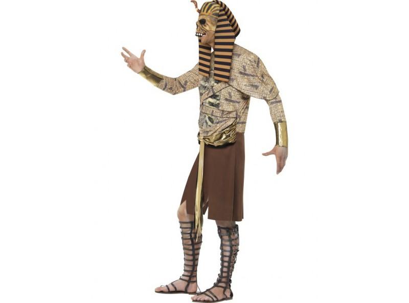 De Egipcio Para Disfraz Faraón Hombre Zombie QrtsCxodhB