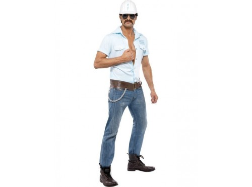 Disfraz de Village People: Obrero