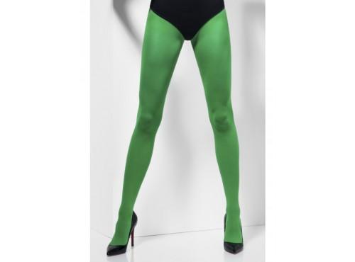 Pantys verdes opacos