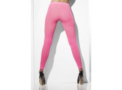 Leggings rosa neón