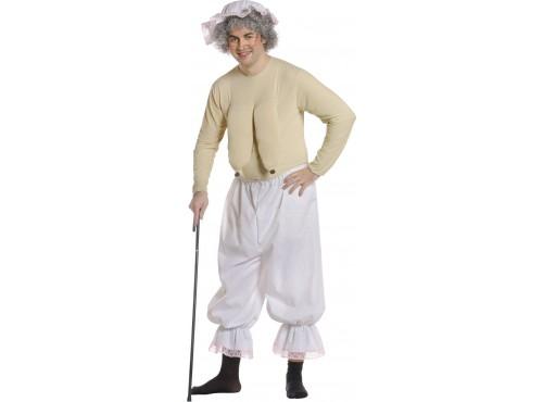 Disfraz de vieja
