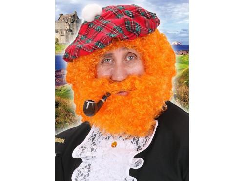 Peluca escocesa