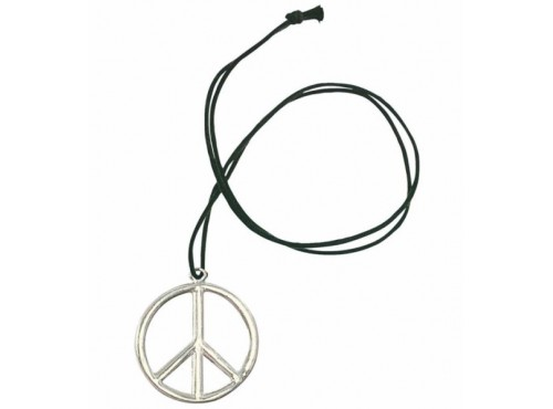 Collar símbolo de la paz