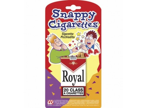 Cigarrillos de broma mordedores