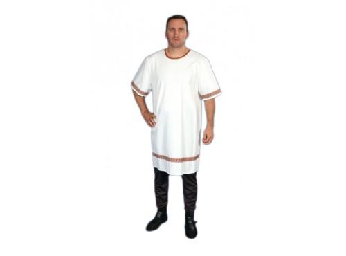 Túnica medieval romana para hombre