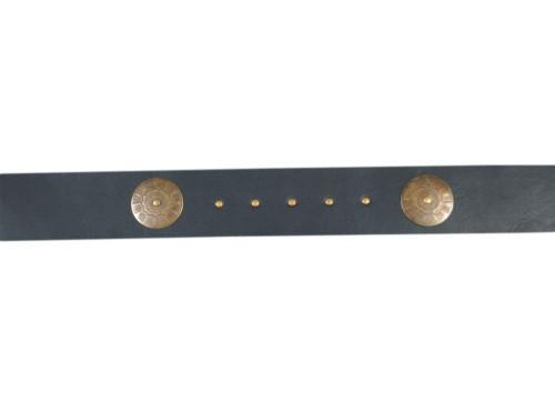 Cinturón medieval de cuero 125 cm