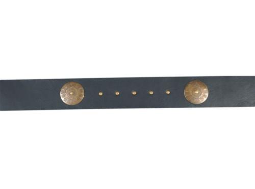 Cinturón medieval de cuero 135 cm