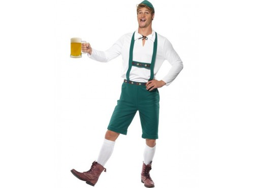 Disfraz de Tirolés Oktoberfest