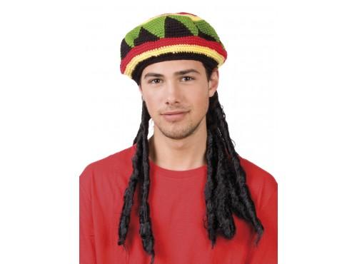 Sombrero rasta para hombre