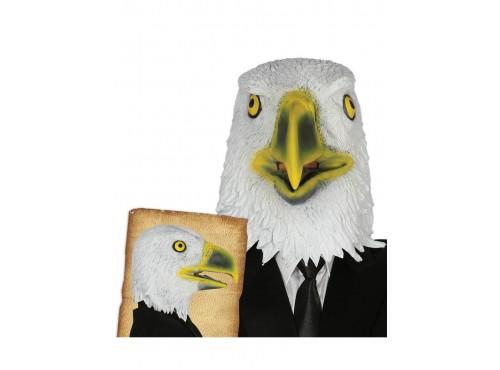 Máscara de águila elegante