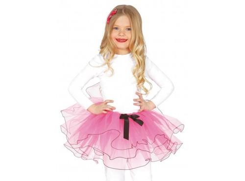 Tutú rosa para niña