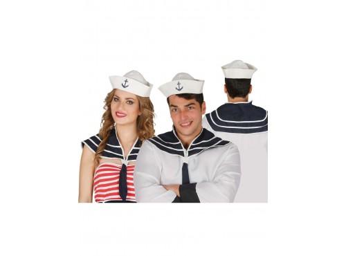 Kit disfraz de marinero unisex