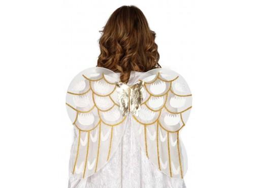Alas de ángel divino para mujer