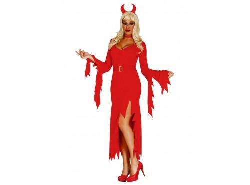 Disfraz de diablesa fashion para mujer
