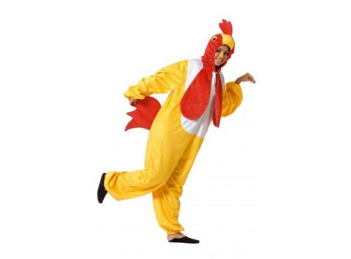 Disfraz de gallina