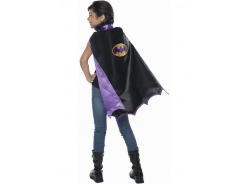 Capa de Batgirl DC Comics deluxe para niña