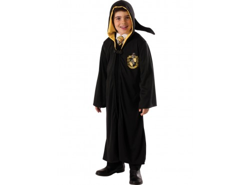 Túnica de Hufflepuff Harry Potter infantil