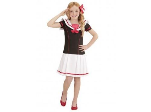 Disfraz de marinera Olivia para niña