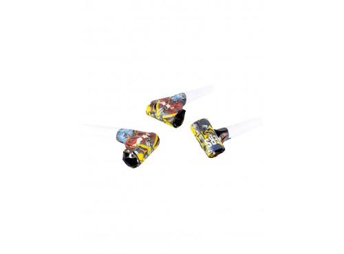 Set de matasuegras de Transformers