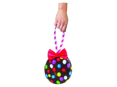 Bolso de bomba de color Candy Crush para mujer