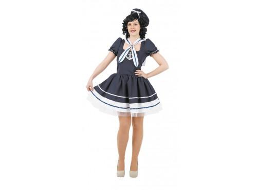 Disfraz de marinera clásico