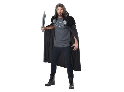 Capa de guerrero lobo para hombre