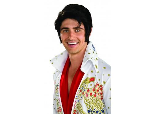Peluca de Elvis Presley para hombre