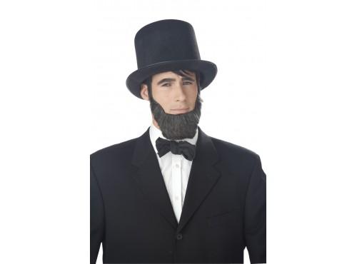 Barba de Abraham Lincoln para hombre
