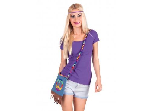 Bolso de hippie pacífica