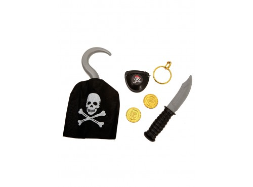 Kit de pirata sigiloso