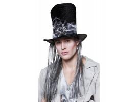 Sombrero con pelo de enterrador siniestro para hombre cb80e5f2b4e
