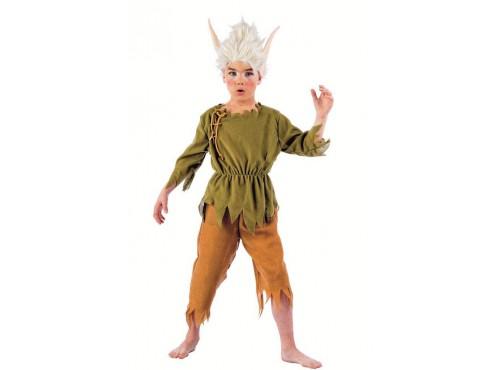 Disfraz de elfo Lilvast niño