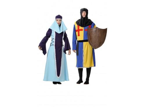 Disfraz de Sancha de Castilla