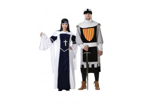 Disfraz de Ramiro de Aragón