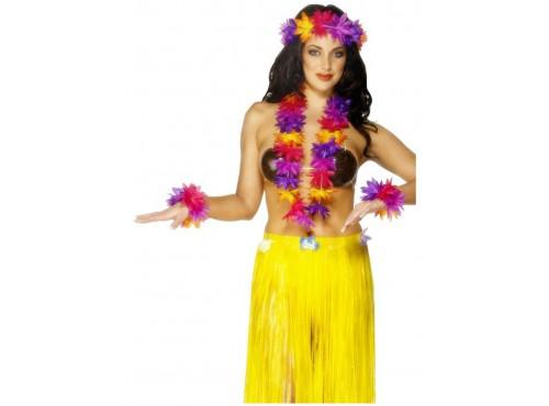 Set artículos hawaianos