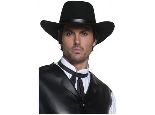 Sombrero de pistolero del Oeste