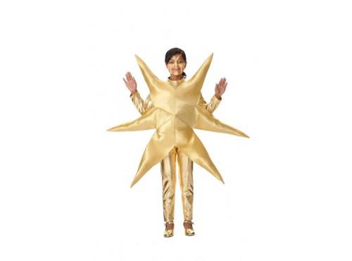 Disfraz de estrella de Belén