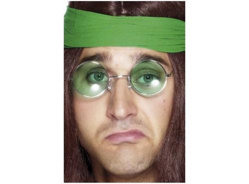 Gafas hippie de los setenta