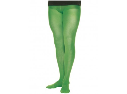 Pantys verdes para hombre