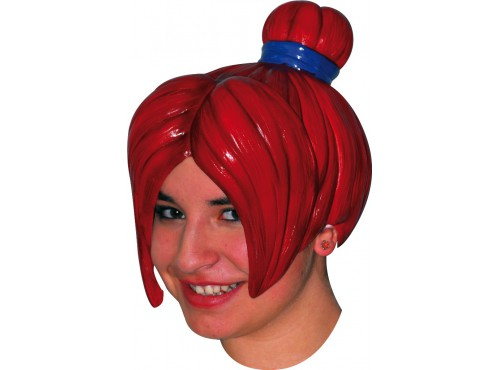 Peluca Anime Wig 4 Red Halloween