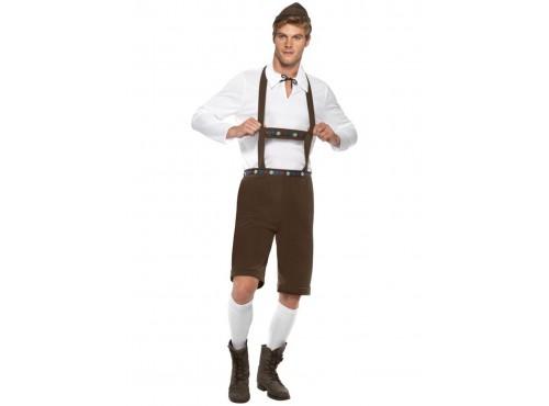 Disfraz de hombre bávaro
