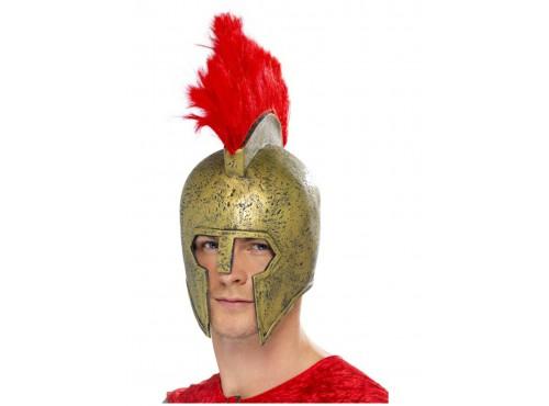 Casco de gladiador Perseo
