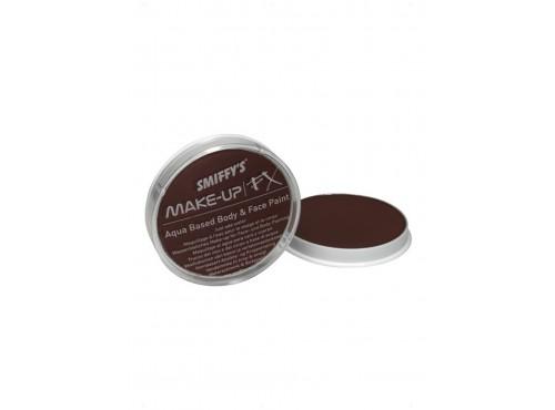 Maquillaje FX Aqua marrón oscuro